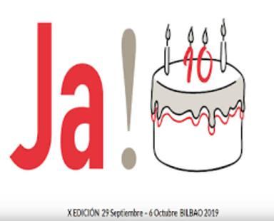 Ja! Bilbao, el festival literario de humor cumple 10 años