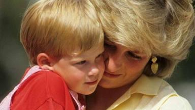 Filtran una conmovedora carta de Lady Di sobre el futuro de sus hijos 23 años después de su muerte