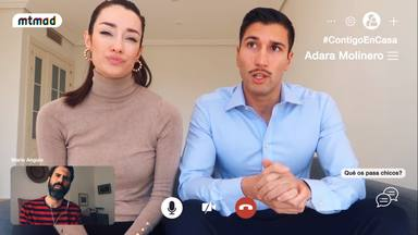 Adara Molinero y Gianmarco Onestini explican las razones de su ruptura
