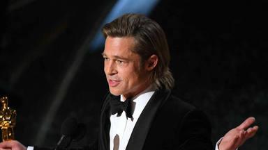 Brad Pitt reunido con todos sus hijos