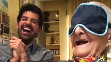 Miguel Ángel Muñoz y su tata celebran los 100 días juntos