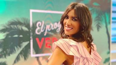 Las lágrimas de Patricia Pardo al despedirse de 'El programa del verano'