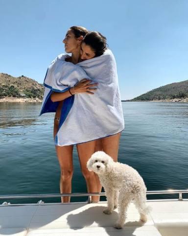 El verano más duro de Anna Ferrer y Paz Padilla
