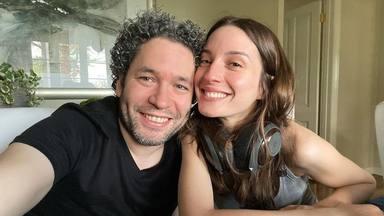 """La declaración de amor de María Valverde a su marido, Gustavo Dudamel: """"Contigo soy vida"""""""
