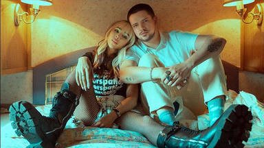 """Danna Paola y Lasso estrenan """"Ladrones"""", su segunda canción juntos, y ya puedes ver el videoclip"""