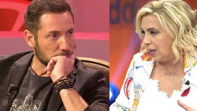 El mensaje de advertencia de Carmen Borrego a Antonio David Flores ante su esperada vuelta a la televisión