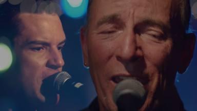 The Killers y Bruce Springsteen estrenan 'Dustland' mezclando emoción, voces, eléctricas, batería y violines