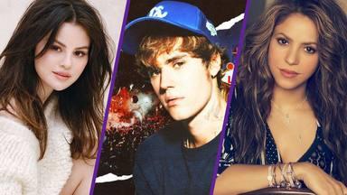 Selena Gomez, Justin Bieber, Shakira y otros artistas que luchan contra sus enfermedades