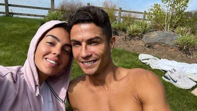 Cristiano Ronaldo y Georgina Rodríguez: nueva vida en Manchester