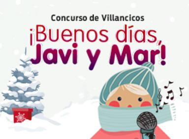 Escucha aquí los villancicos del 11º Concurso de Villancicos de ¡Buenos días, Javi y Mar!