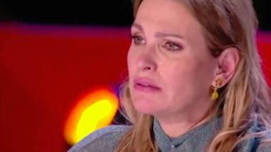 Ainhoa Arteta llora ante el talento de un niño