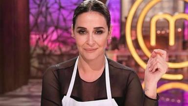 Vicky Martín Berrocal, muy criticada en 'Masterchef Celebrity' en su primer programa