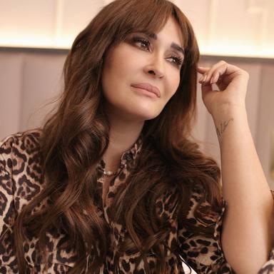 El cambio de look de Vicky Martín Berrocal en su cumpleaños