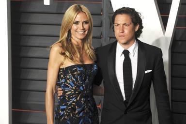 Vito Schnabel matuvo una relación de tres años con la modelo Heidi Klum