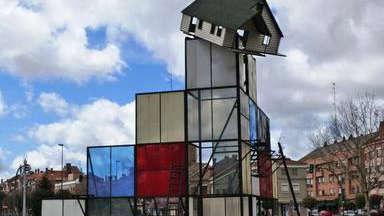 Monumento al Cine en Valladolid