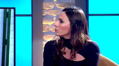 Irene Rosales deja claro su papel en la guerra familiar