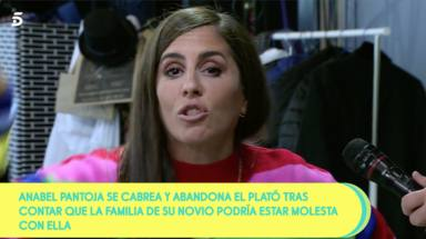Anabel Pantoja se marcha de Sálvame