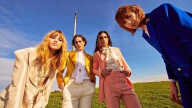 La banda Måneskin ha visto incrementada su proyección internacional a nivel digital desde que ganó Eurovisión