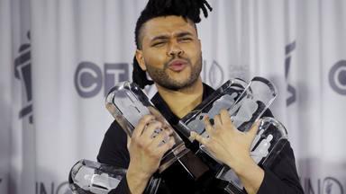 The Weeknd repite el éxito de los premios Billboard y también arrasa en la 50ª edición de los Juno Awards