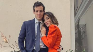 Tamara Falcó junto a su pareja, Íñigo Onieva
