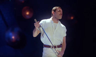 "Freddie Mercury: desvelado vídeo inédito de ""Time Waits For No One"""