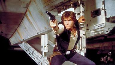 Harrison Ford dio vida a Han Solo en 'Star Wars'