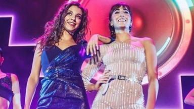 La gran noche de Aitana en Madrid: miles de personas, sorpresas y exaltación de la amistad junto a Ana Guerra