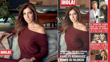 Karelys Rodríguez, amiga de Cayetano Rivera, sobre su relación: Salimos juntos durante unos meses