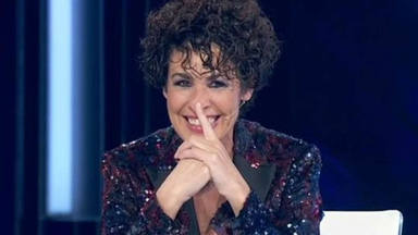 Las lágrimas de Nina al ver a Gisela en el escenario 18 años después de OT1: ''Esto es demasiado emocionante''