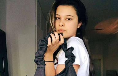 Manuela Sánchez, la hija de Alejandro Sanz, debuta como diseñadora de moda