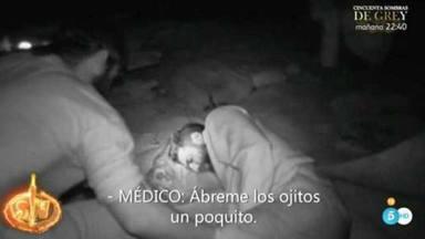 Barranco casi abandona 'Supervivientes'