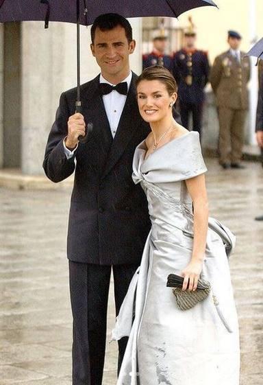 La boda de Felipe y Letizia