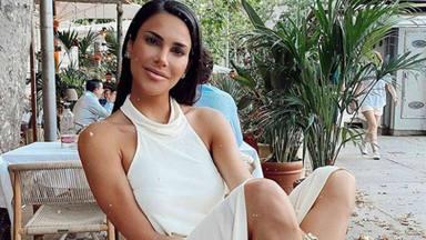 Carla Barber, novia de Diego Matamoros, se salta el confinamiento