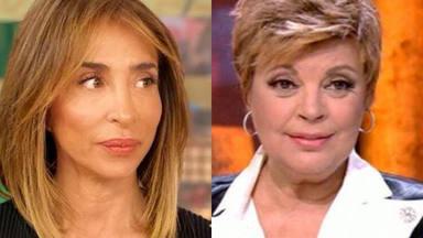 Cruce de acusaciones entre Terelu y María Patiño
