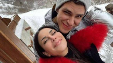 Carla Barber y Diego Matamoros