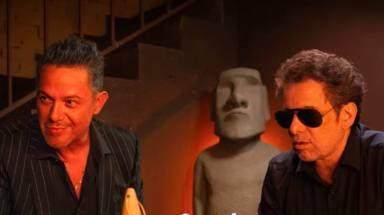 Calamaro y Alejandro Sanz se unen y lanzan 'Flaca' el icónico tema del argentino