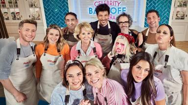 Celebrity bake off España 2