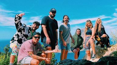 Días de música y amigos: Mimi, Roi, Miriam y su escapadita a Ibiza