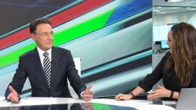 """Mónica Carrillo revela el pasado desconocido de Matías Prats en Eurovisión: """"Hace ya mucho tiempo de eso"""""""