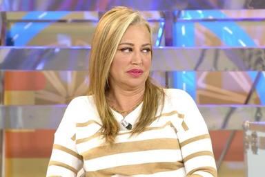 Belén Esteban da la cara por Julia Janeiro ante los insultos que recibe por ser hija de Jesulín
