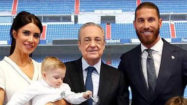 Bonitas palabras de Pilar Rubio a Sergio Ramos tras abandonar Real Madrid