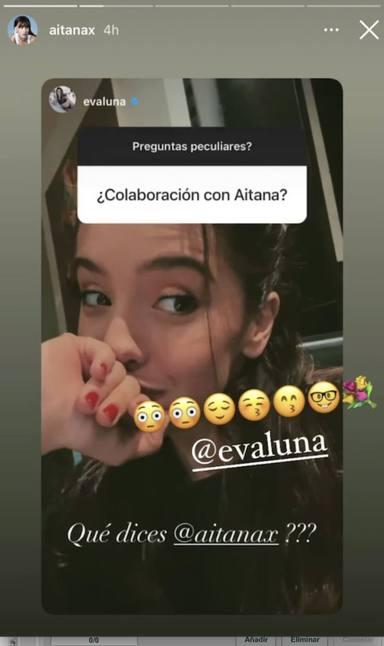 Eva Luna, mujer del cantante Camilo