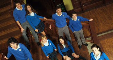 Elenco El Internado