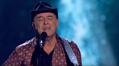 José María Guzmán canta 'Señor azul' en 'La Voz Senior'
