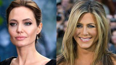 Sale a la luz la tensa conversación entre Angelina Jolie y Jennifer Aniston
