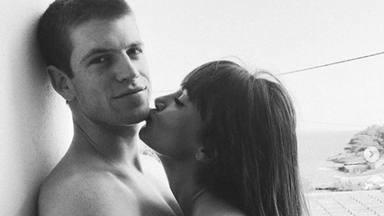 Aitana celebra su primer años de amos con Miguel Bernardeau con una tierna imagen juntos