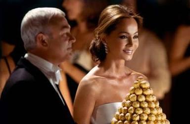 Isabel Preysler en el anuncio de Ferrero Rocher