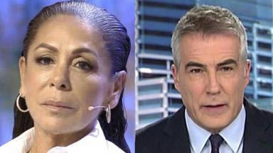 Isabel Pantoja y David Cantero
