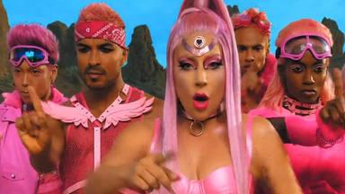 """Aquí está Lady Gaga con su rompepistas """"Stupid Love"""" y su alegórico videoclip"""