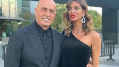 Kiko Matamoros junto a su novia Marta Lopez